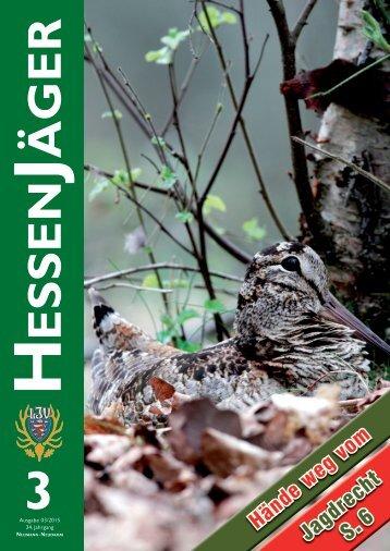 HessenJäger 03/2015 E-Paper