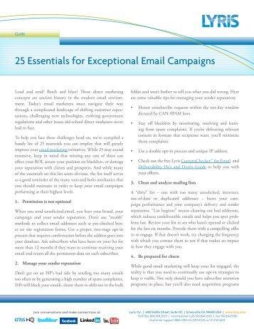 Email Campaign - Concepts Atlanta Design