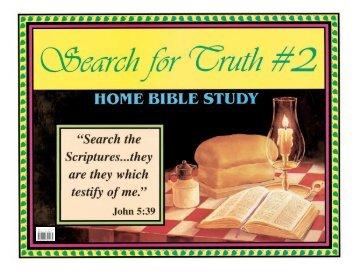 home bible study - Pentecostal Publishing House