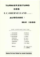 40 Jahre FC Oberneuland - Page 2