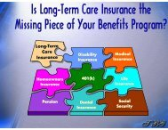 Is Long-Term Care Insurance the Missing Piece of Your Benefits ...