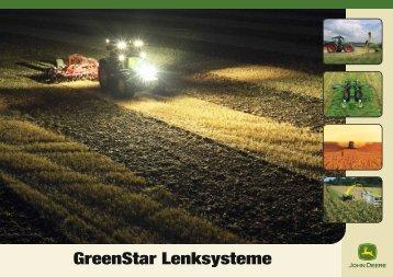 Einsetzbar mit dem Original GreenStar oder ... - Nicklas Landtechnik
