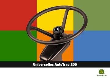 Universelles AutoTrac 200 - Nicklas Landtechnik