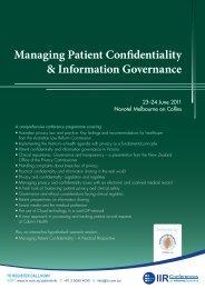 HERE - Health Information Management Association of Australia