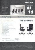 Katalog Bisley Bürodrehstühle - Seite 2