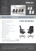 Katalog Bisley Bürodrehstühle - Seite 4