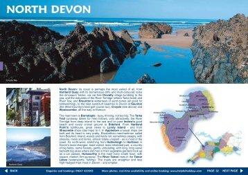 NORTH DEVON - Helpful Holidays