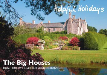 The Big Houses (3907kb) - Helpful Holidays