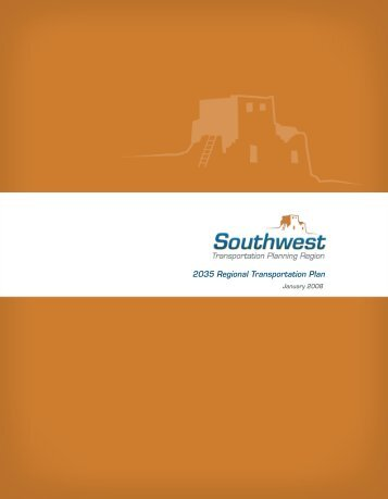 Current 2035 Regional Transportation Plan - Region 9 Economic ...