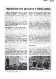 I 2012 - Materiały Budowlane - Drutex