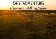 PDF file download - Okavango Horse Safaris