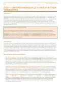 Better Finance, Better Society - policy priorities for social investment  - Page 3