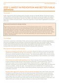 Better Finance, Better Society - policy priorities for social investment  - Page 4