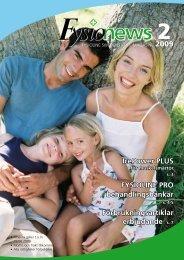 FysioNews 2/2009 - Fysioline
