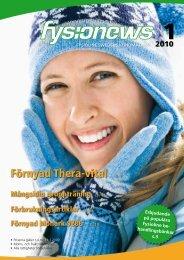 Fysionews 1/2010 - Fysioline