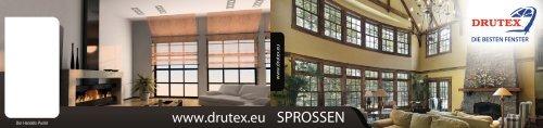 Sprossen - Drutex
