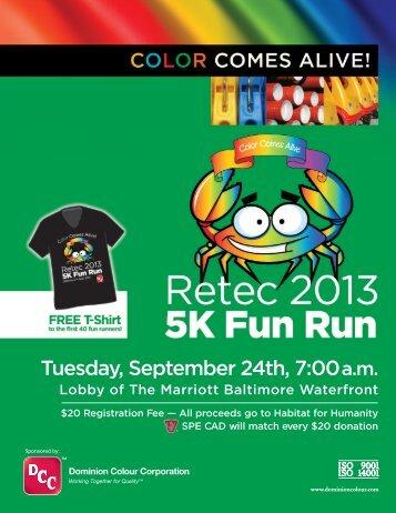 Fun Run Info and Route (PDF)