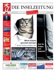 Die Inselzeitung Mallorca März 2015