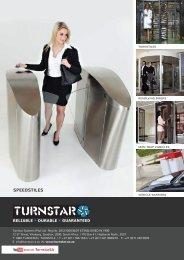 Full Product Catalogue - Turnstar