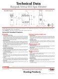 Raypak Versa 055 - H2Oco.com - Page 2