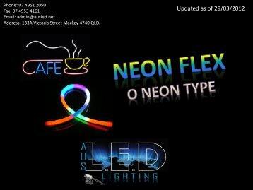 LON-PCR - AUS LED Lighting