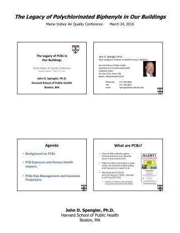 Presentation as Handouts (4 slides per page) - Maine Indoor Air ...
