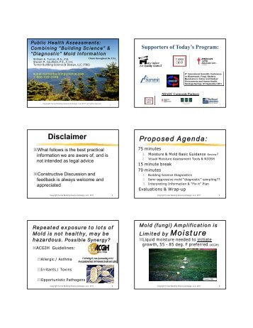 6 slides per page - Maine Indoor Air Quality Council