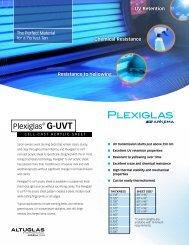 Plexiglas® G-UVT - Plexiglas.com