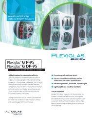 Plexiglas ® GP95- DP95 - Plexiglas.com