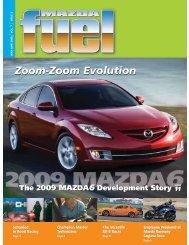 Zoom-Zoom Evolution - MAZDASPEED MOTORSPORTS ...