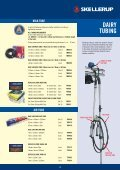 DAIRY PRODUCT CATALOGUE - Skellerup 2500 Change > Home - Page 5