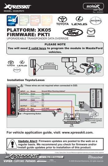 xpresskit pkall wiring diagram free car wiring diagrams \u2022 d-ball wiring platform xk05 firmware pkti xpresskit com rh yumpu com light switch wiring diagram residential electrical wiring diagrams