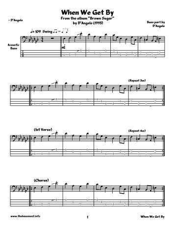 master blaster bass tab pdf
