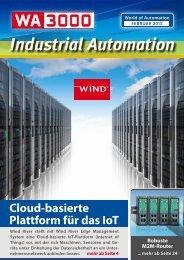 WA3000 Industrial Automation Februar 2015