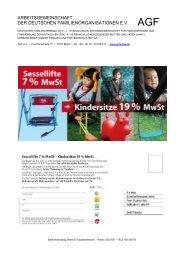 AGF - Deutscher Kinderschutzbund Landau