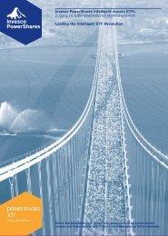 Invesco PowerShares Intelligent Access ETFs Zugang zu ...