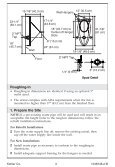 Installation Instructions - Steward® Large Waterless Urinal - Page 3