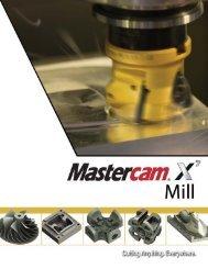 View brochure PDF - Mastercam Mill