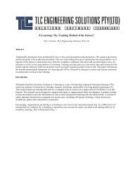 E-Learning: The Training Method of the Future? - TLC Engineering ...