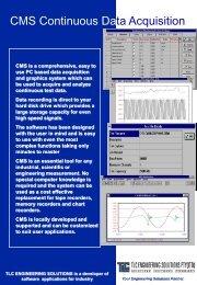 CMS32 - Continuous Monitoring (pdf download 700kb) - TLC ...