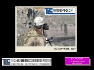 WINPROF - TLC Engineering Solutions