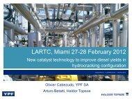 LARTC, Miami 27-28 February 2012 - Global Technology Forum