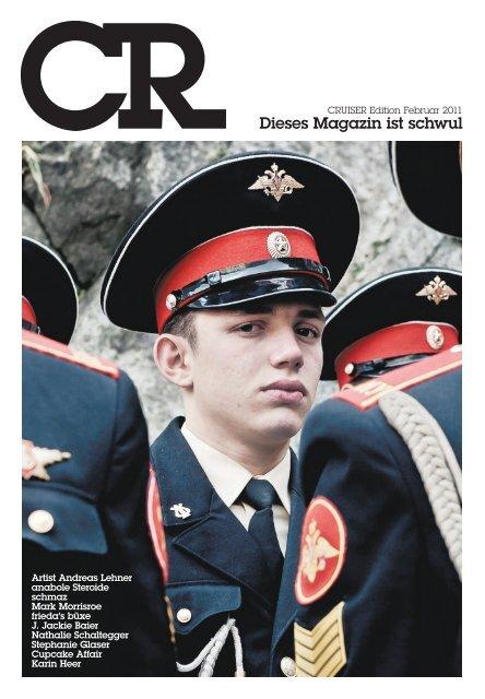 Dieses Magazin ist schwul
