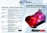 Esite - Mastercam.fi