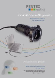 EC-CAM Endo-Diagnostics Integrated video system to run under ...