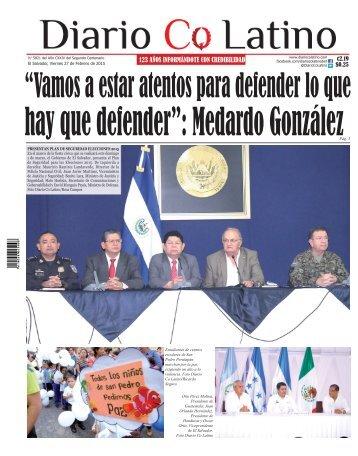 Edición 27 de Febrero de 2015