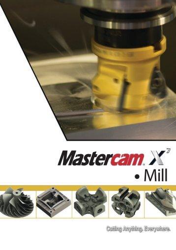 X7 Mill - Mastercam.fi