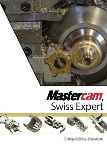 X7 Swiss Expert - Mastercam.fi