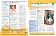 Promising a Future - Plan Canada