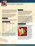 SOY-BASED LUBRICANTS - Soy New Uses - Page 2